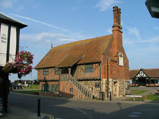 Moot Hall Aldeburgh Suffolk